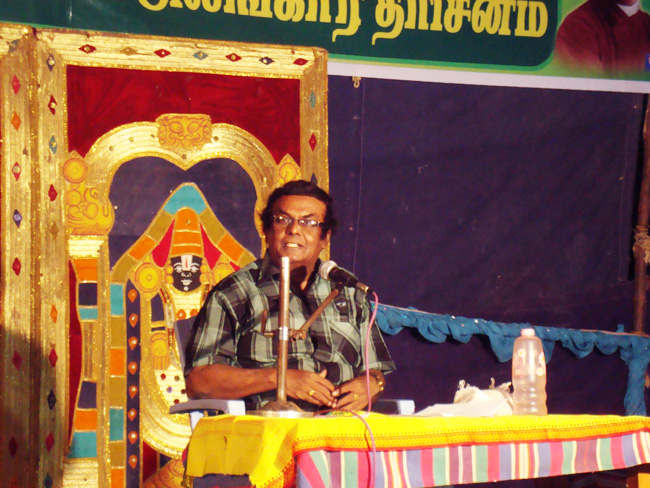 Azhwars-Talks at Neyveli